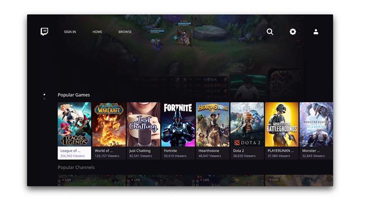 Twitch sonunda Apple TV'ye geliyor