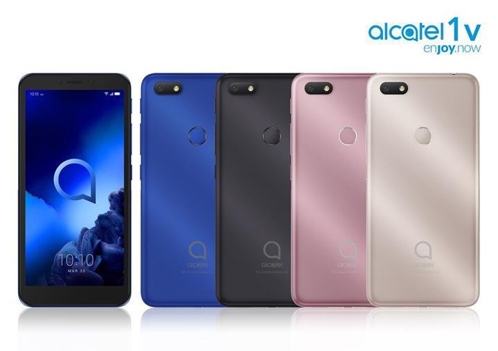 Alcatel iki yeni giriş seviyesi telefon duyurdu
