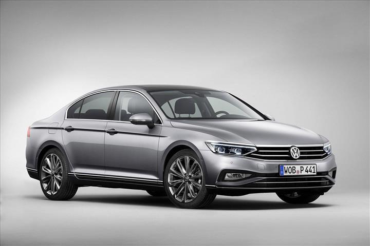 Makyajlı 2020 Volkswagen Passat Türkiye fiyatı ve özellikleri