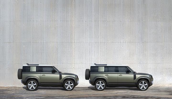 2020 Land Rover Defender, modern bir 4x4 olarak geri döndü