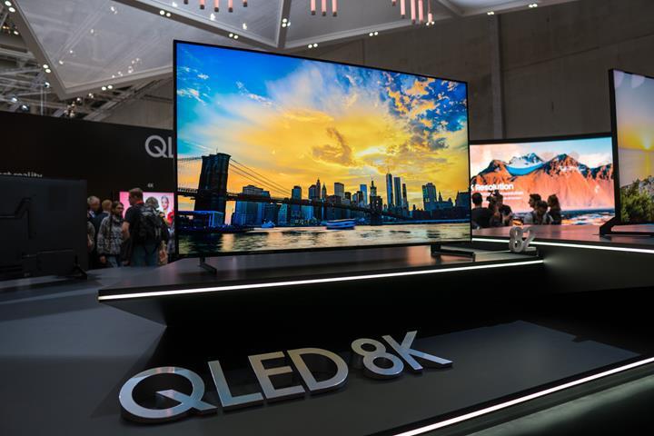 Samsung ve SK Telecom, 5G özellikli 8K TV'ler için ortak çalışacak