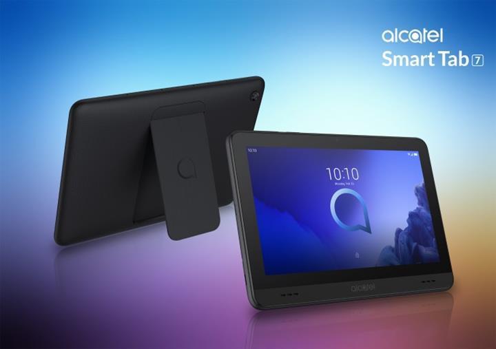 Alcatel Smart Tab 7 giriş seviyesine odaklanacak