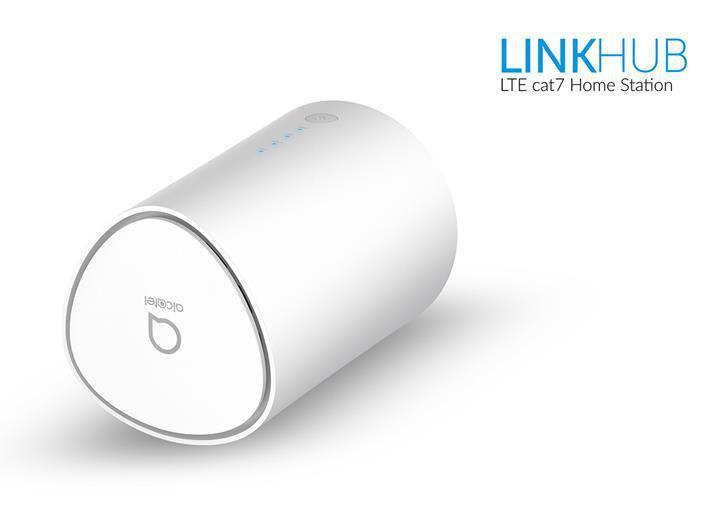 32 kullanıcıya kadar bağlantı sunan Alcatel 4G modem tanıtıldı