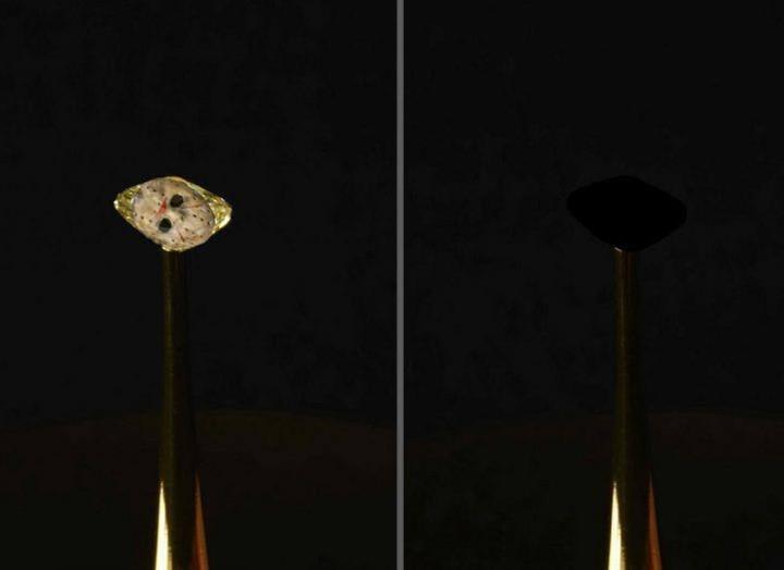 MIT araştırmacıları, dünyanın en siyah maddesini üretti