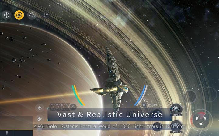 Grafikleri ve devasa açık dünyası ile dikkat çeken Second Galaxy indirmeye sunuldu