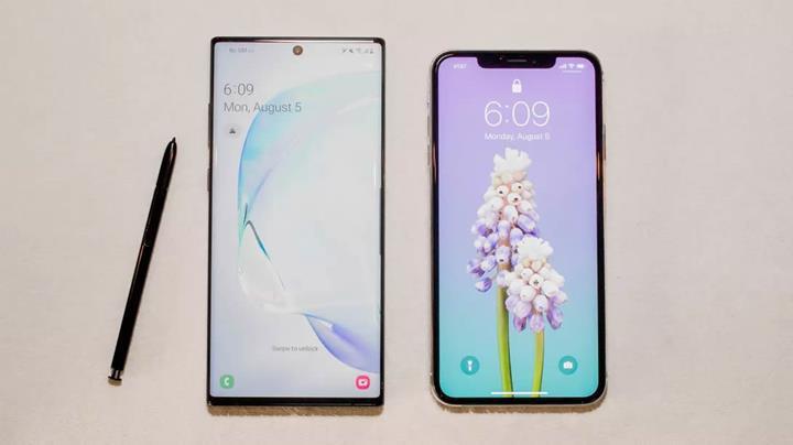 Samsung yeni Note 10 reklamıyla iPhone 11'e gönderme yaptı