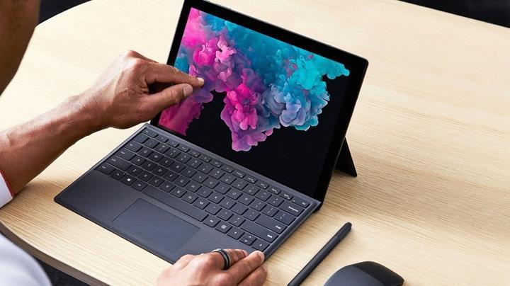 Microsoft Surface Pro 7'nin donanım konfigürasyonları sızdı