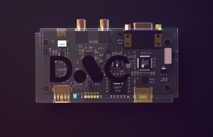 Tüplü televizyonlar için HDMI dönüştürücü: Analogue DAC