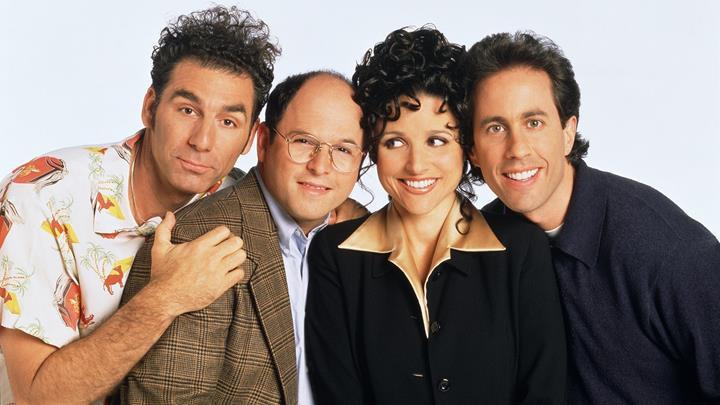 Netflix, Seinfeld'in yayın haklarını satın aldı