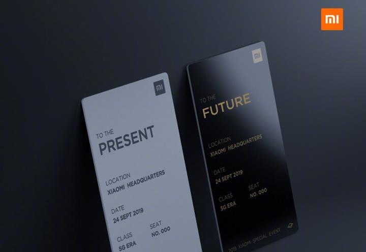 Xiaomi Mi 9 Pro ve Mi Mix 4 modelleri 24 Eylül tarihinde tanıtılacak