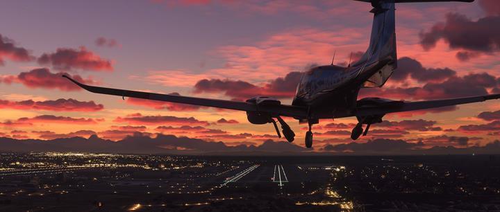 Microsoft Flight Simulator'ın alfa süreci için kayıtlar başladı