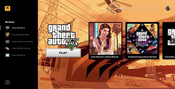 Rockstar Games kendi oyun mağazasını açtı: GTA San Andreas ücretsiz