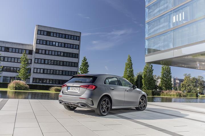 Hibritlere bakışınızı değiştirecek otomobil: Mercedes A 250 e