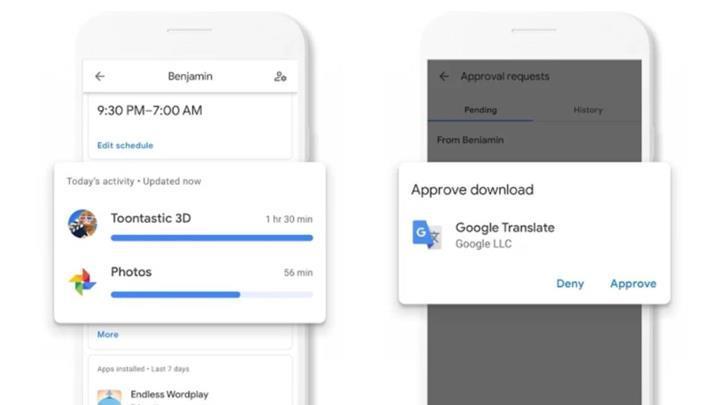 Google Family Link artık uygulamaların süresini de kısıtlayacak