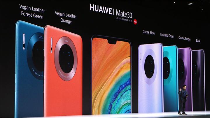 Huawei Mate 30 tanıtıldı: İşte özellikleri ve fiyatı