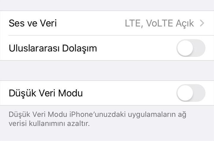 iOS 13'ün gizli yenilikleri