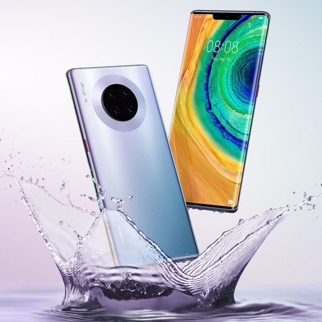 Huawei, ABD yasağına rağmen 20 milyon Mate 30 satışı bekliyor