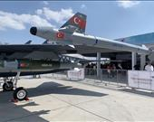 Türkiye'nin ilk hava-hava füzesi Göktuğ