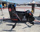 İstanbul Gelişim Üniversitesi öğrencileri tarafından geliştirilen uçan araba