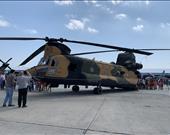 ABD yapımı CH-47F