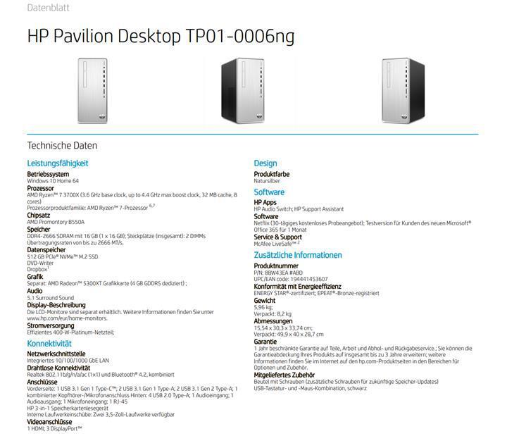 AMD RX 5300 XT'li hazır sistemler yolda: B550 yonga seti ortaya çıktı