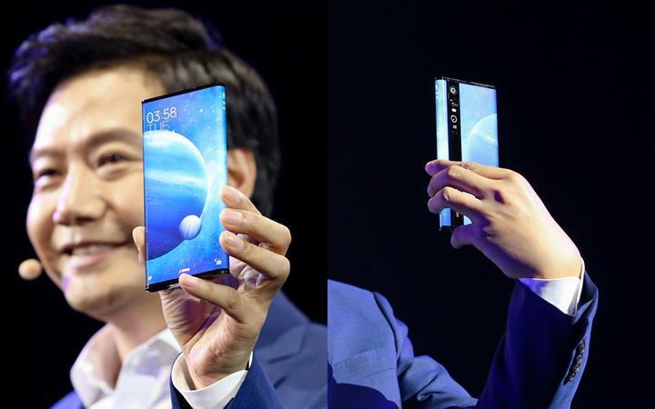Xiaomi Mi Mix Alpha, %180 ekran gövde oranıyla tanıtıldı