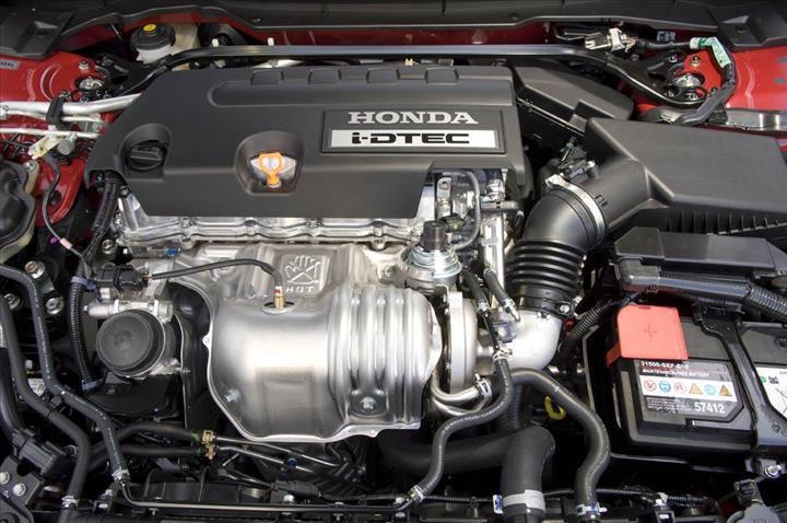 Honda, 2021'den itibaren Avrupa'da dizel araç satmayacak