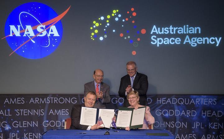 Avustralya'dan NASA'nın '2024 Ay planlarına' 150 milyon dolarlık destek
