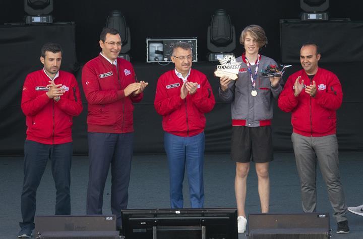 World Drone Cup'ın şampiyonu belli oldu