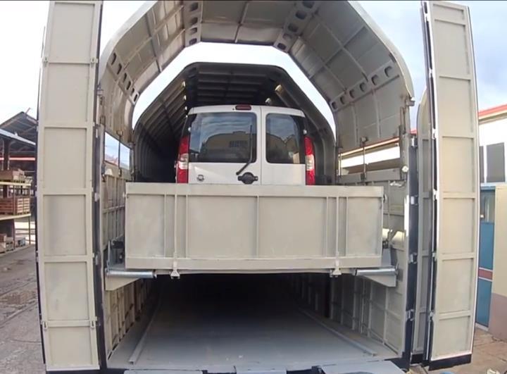 Volkswagen'in Türkiye'de üreteceği araçlar TÜLOMSAŞ'ın yerli vagonlarıyla taşınacak