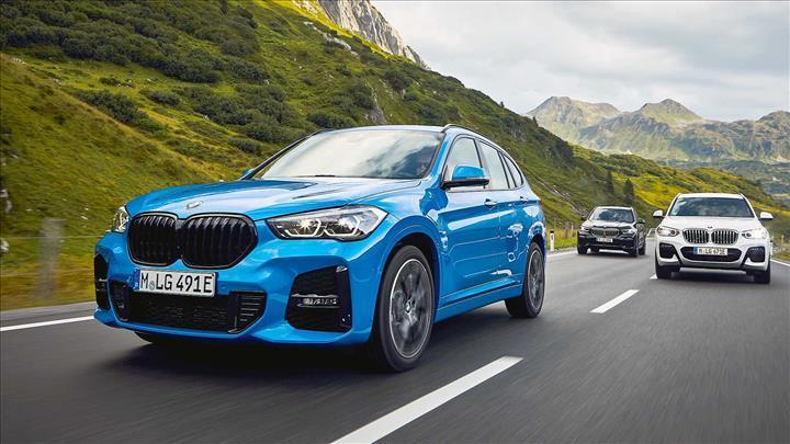 BMW X1'in plug-in hybrid versiyonu Avrupa'da satışa çıkıyor