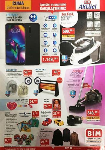 Haftaya BİM mağazaları uygun fiyata Meizu Note 8 satacak