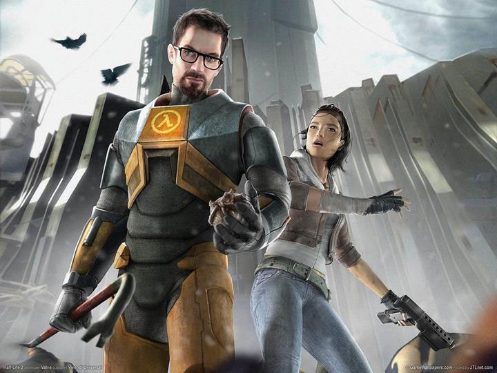 Half-Life 2 NPC'leri artık yeniden göz kırpabiliyor
