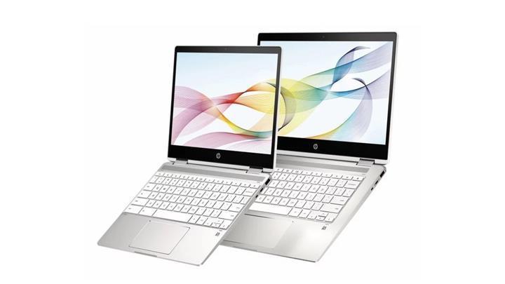 Yeni HP Chromebook modelleri evrensel kalem standardını destekliyor