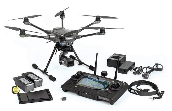 Leica teknolojisi insansız hava araçlarına geliyor