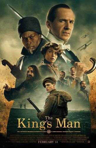 The King's Man filminin yeni fragmanında 'Rasputin' terör saçıyor