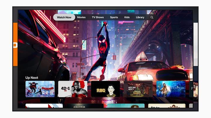 Apple TV Plus filmleri ilk önce sinemalarda gösterilebilir