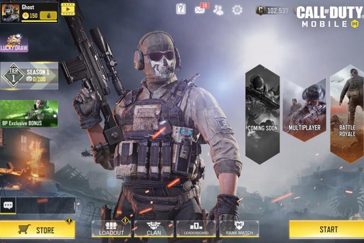 Call of Duty: Mobile indirmeye sunuldu