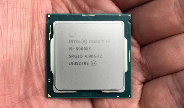 Core i9-9900KS'nin fiyatı ortaya çıktı