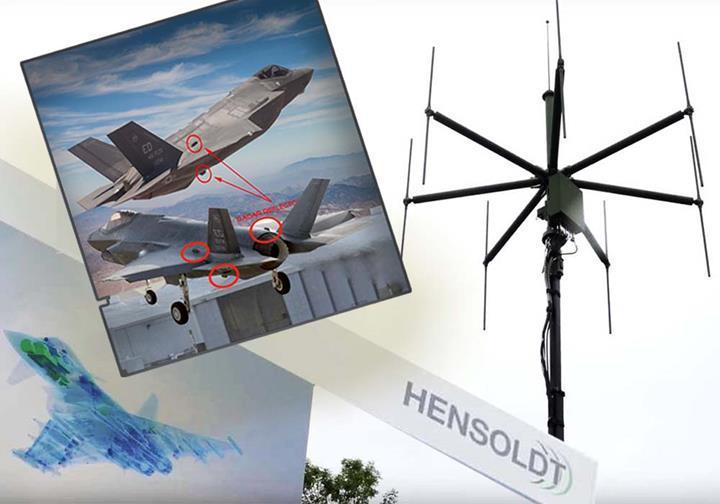 Alman şirketten F-35'i radarda yakaladık iddiası
