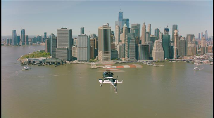 Uber Copter tüm yolcular için JFK Havalimanı yönünde açıldı