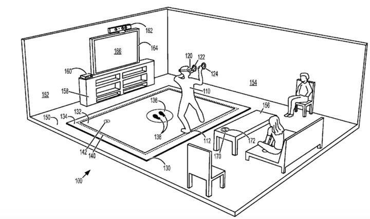 Microsoft, VR için titreşimli halı patenti aldı