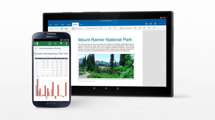 Microsoft Excel, Play Store'da 1 milyar indirme sayısına ulaştı