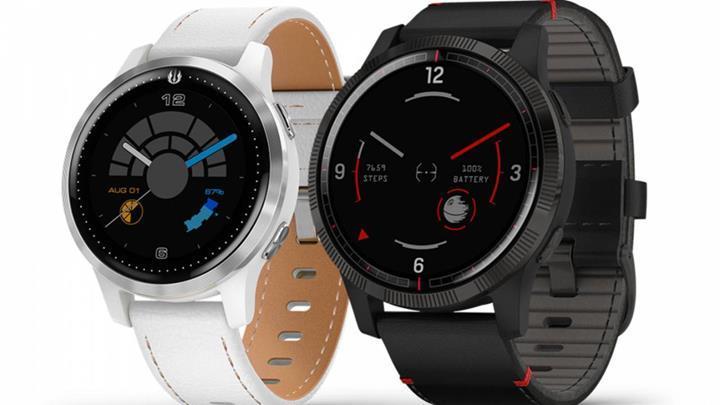 Garmin yeni Star Wars temalı akıllı saatlerini duyurdu