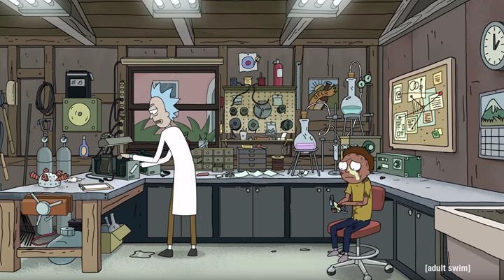 Rick and Morty: 4. sezonun ilk fragmanı ve yayın tarihi paylaşıldı