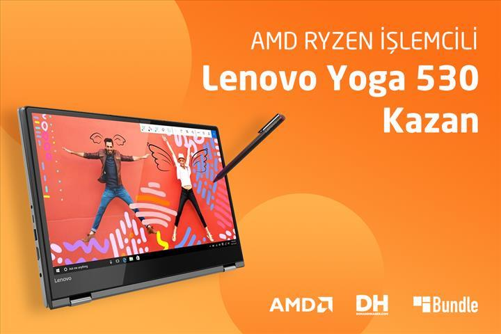 Lenovo Yoga 530 dizüstü bilgisayar çekilişinin kazananı belli oldu