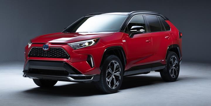 2020 Toyota RAV4 Plug-In Hybrid'in ilk görüntüsü yayınlandı