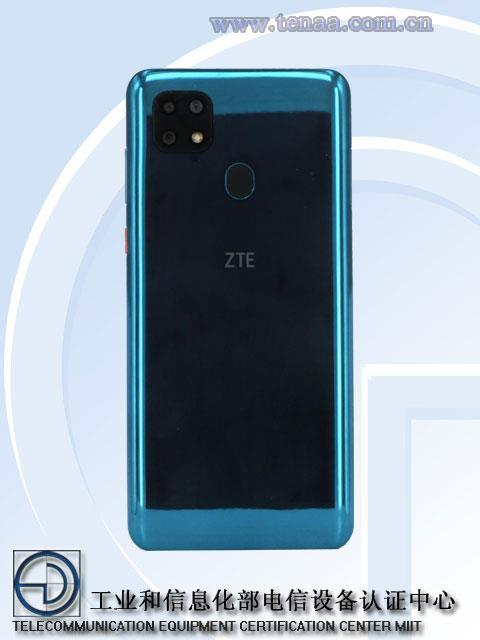 iPhone 11 Pro Max'i anımsatan kamera kurulumuyla ZTE Blade 20 ortaya çıktı