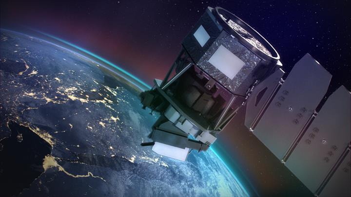 NASA, iyonosferi inceleyecek uyduyu bir uçak ve roket yardımıyla uzaya yolladı