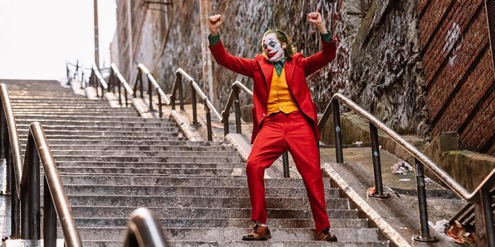 Joker, ikinci haftasında da gişede rakip tanımadı